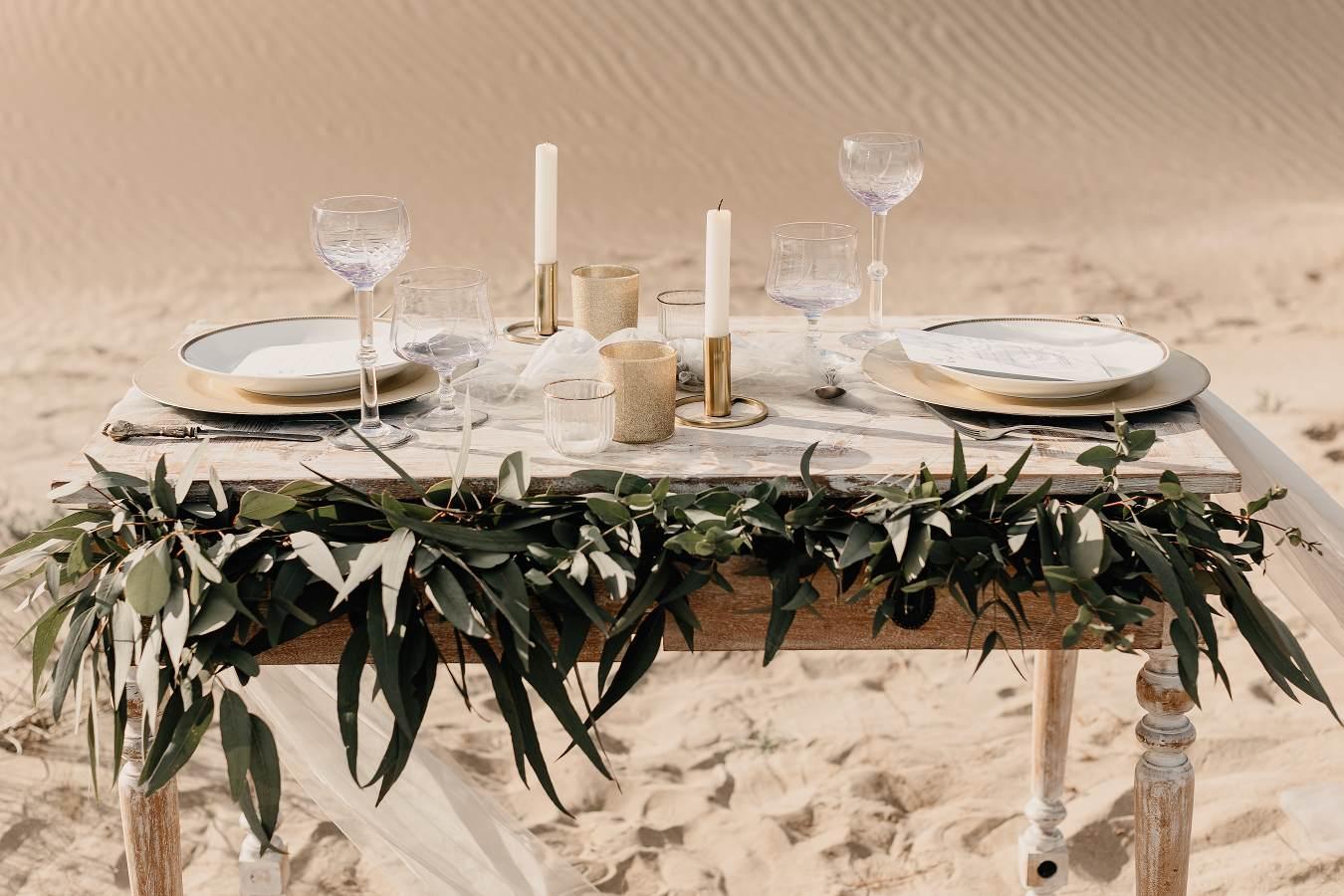 boho decoración boda